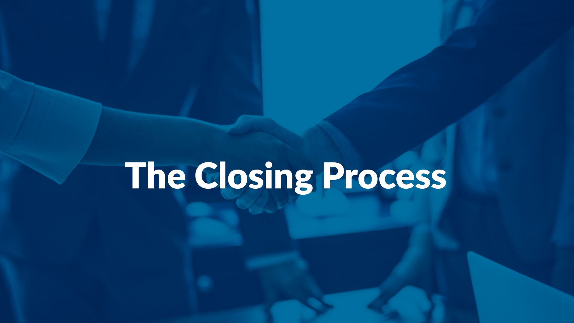 The-Closing-Process---2